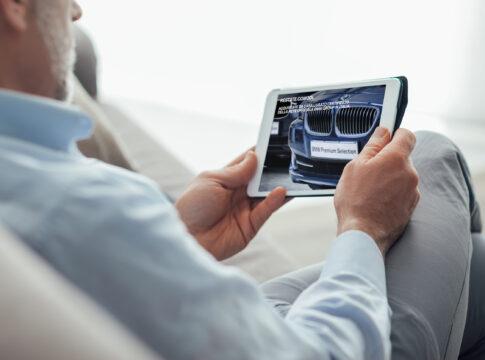 BMW usate, l'e-commerce di auto e moto usate con consegna a domicilio