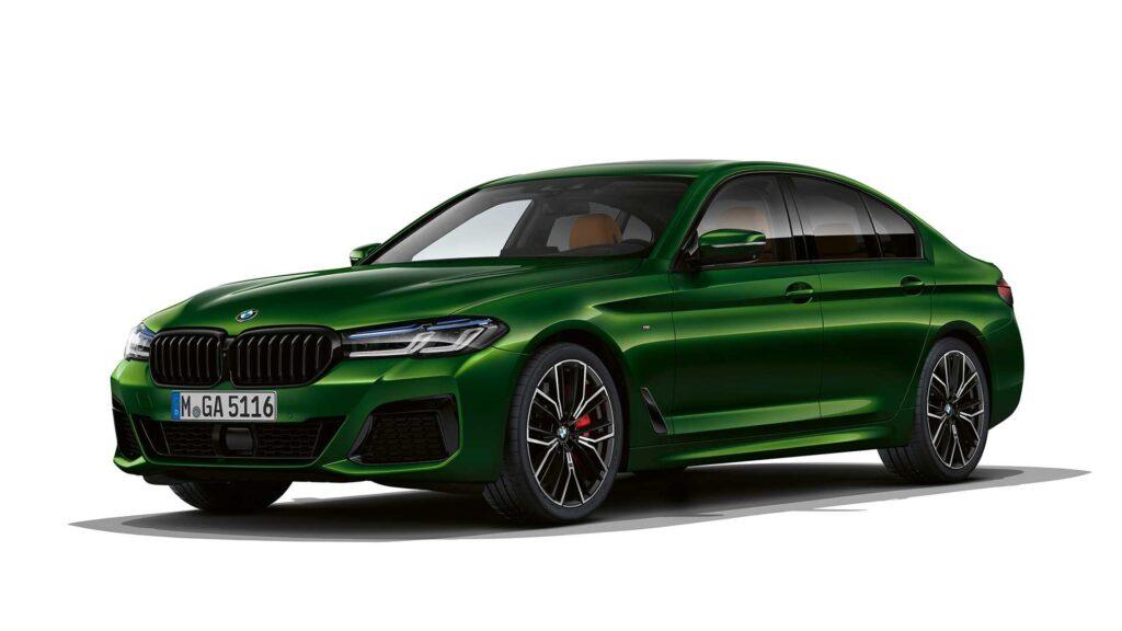BMW Serie 5 m550i