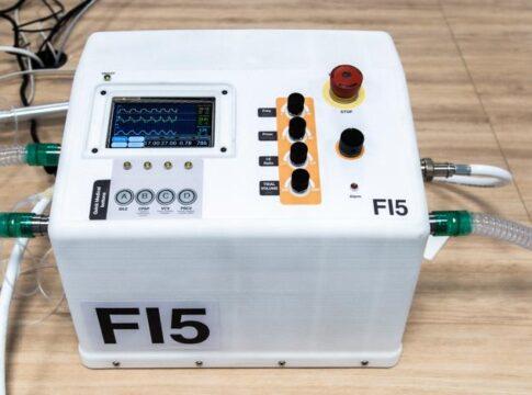 ventilatore polmonare Ferrari FI5