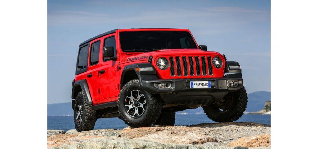 jeep wrangler telaio