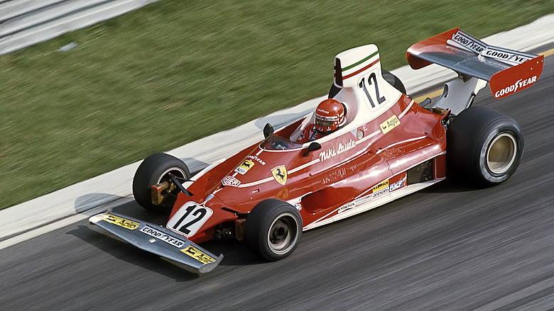 Niki Lauda morte