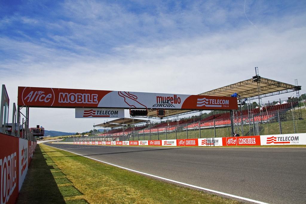 Rettilineo principale, record Andrea Dovizioso MotoGP Ducati