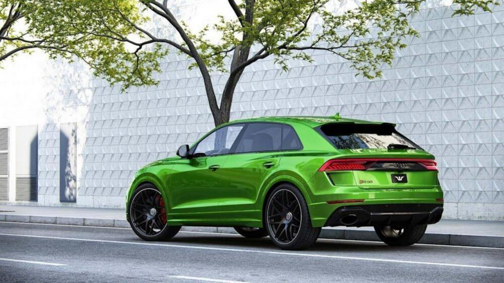 Audi RS Q8 Goliath