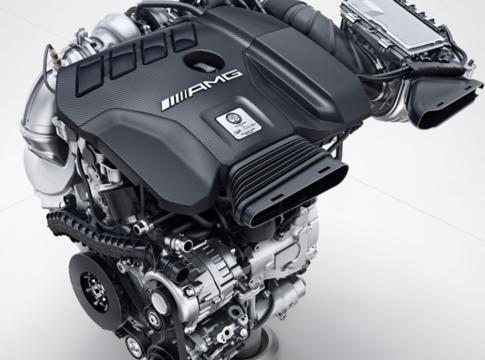 Motore Mercedes M139