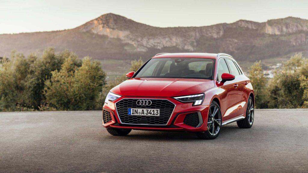 Nuova Audi A3 Sportback 2020, allestimento S Line