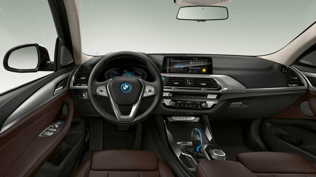 Interni BMW iX3