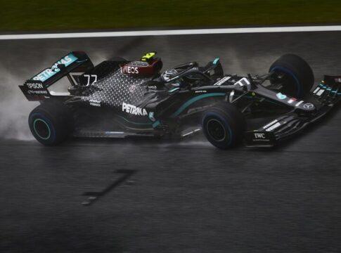 Pneumatici F1 full wet