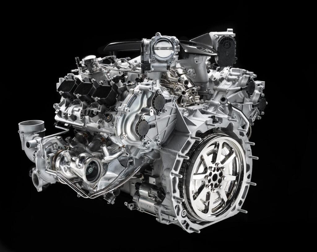 motore Nettuno Maserati