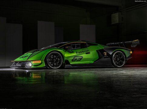 Lamborghini Essenza SCV12: la hypercar da pista in 40 esemplari