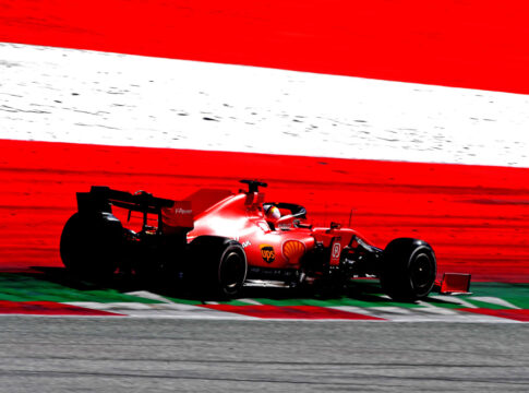 penalità Ferrari 2020