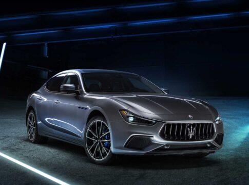 Maserati Ghibli MY 2021