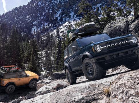 Nuova Ford Bronco: è arrivato l'anti-Wrangler? Foto, scheda tecnica e motorizzazioni