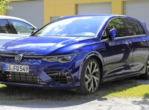 Volkswagen Golf 8 R 2020