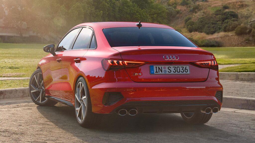 Nuova Audi S3 Sedan