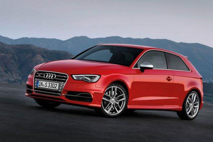 Audi S3 terza generazione