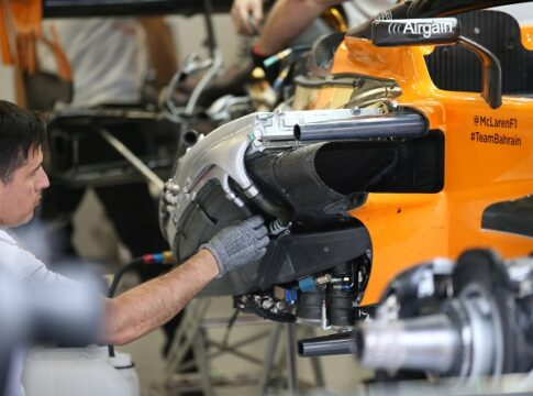 Raffreddamento di una vettura di Formula 1 (PARTE 3)