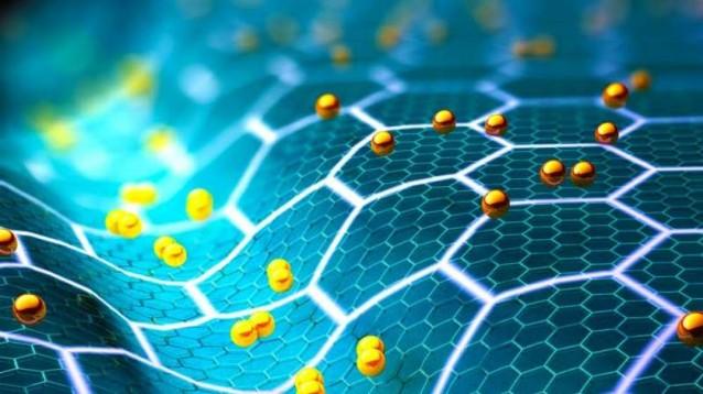 Grafene usato come superconduttore