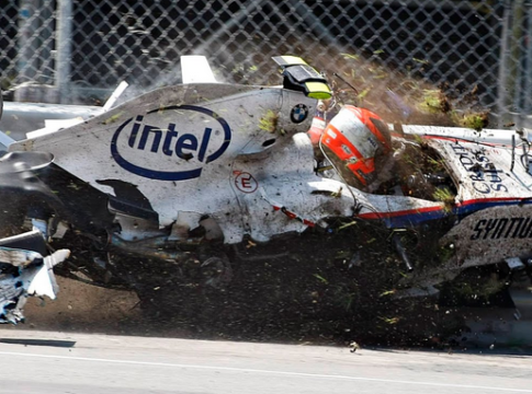 Come è cambiata la sicurezza in Formula 1 negli anni (PARTE 2)