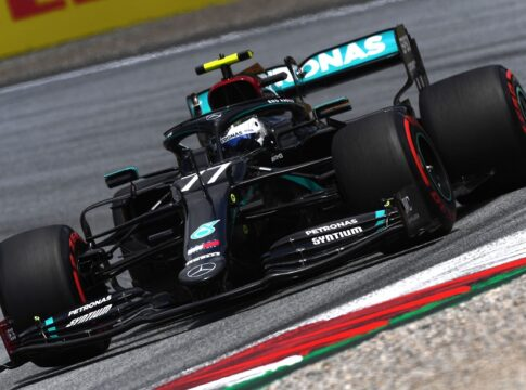 Qualifiche GP 70# Anniversario di Formula 1 2020: pole position di Bottas