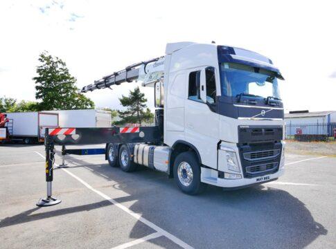 Trattori stradali: i giganti buoni che si occupano di rifornimento