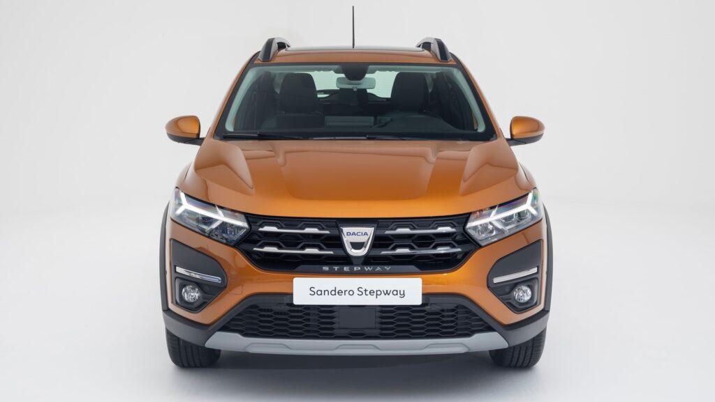 Nuova Dacia Sandero Stepway 2021