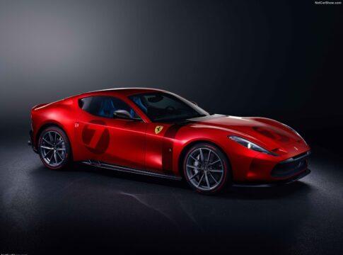 Ferrari Omologata: la One-Off con il motore V12 aspirato