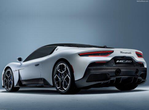 Svelata la Maserati MC20: l'aerodinamica e lo sviluppo