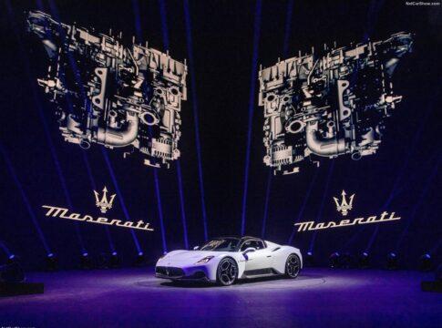 Maserati MC20: nel cuore della meccanica