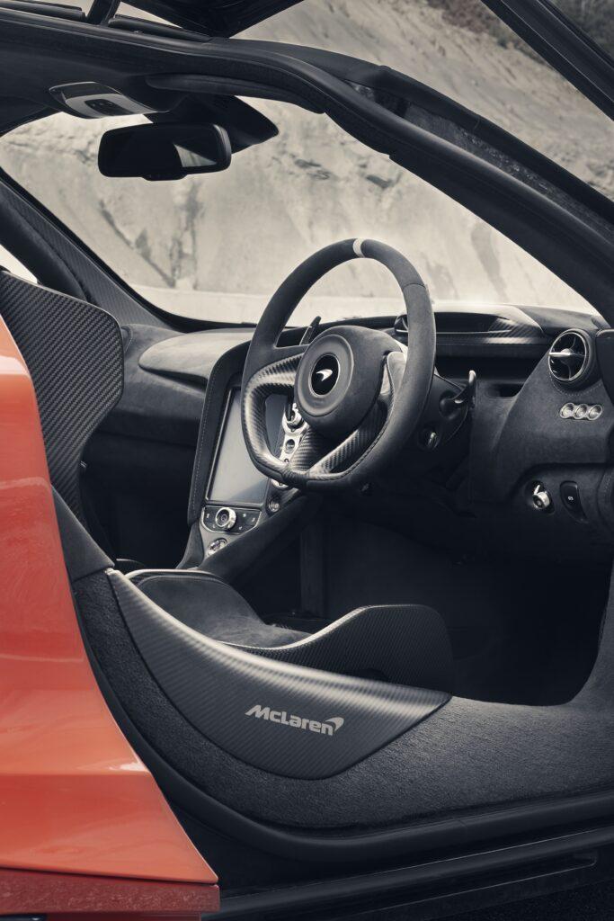nuova McLaren 765LT