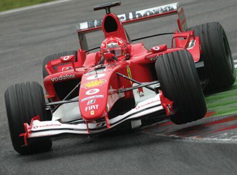 f2004 Ferrari Gran Premio