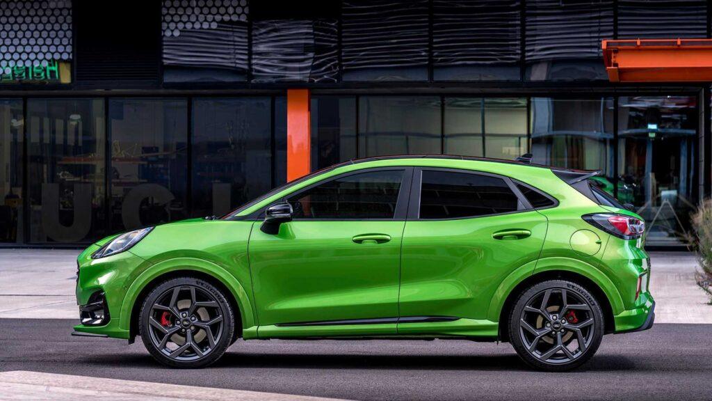 Nuova Ford Puma ST 2020