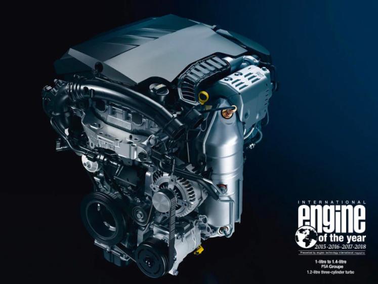 Motore PureTech 75cv