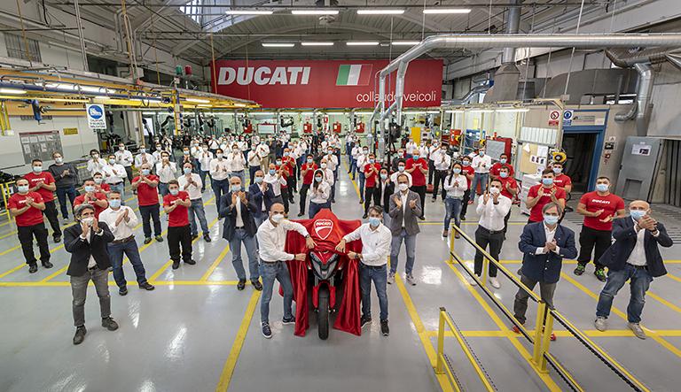 Credits: Ducati