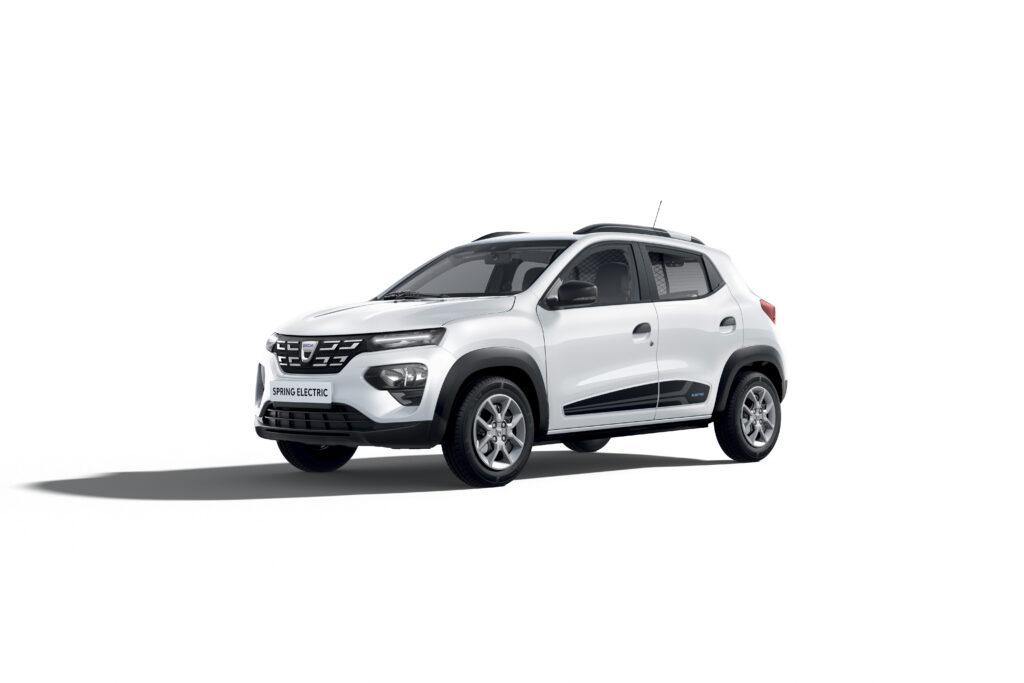Nuova Dacia Spring Cargo
