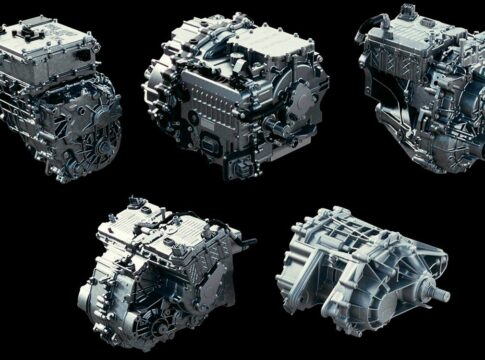 Unità di trasmissione elettrica Batterie Ultium General Motors