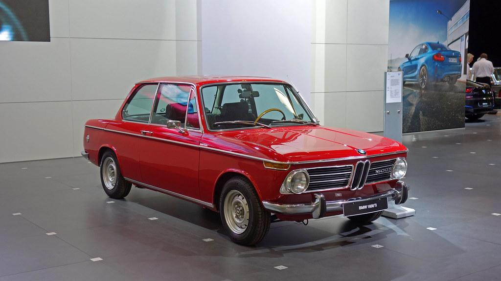 BMW 1600ti