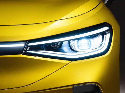 Volkswagen ID 4: l'importanza del design delle luci