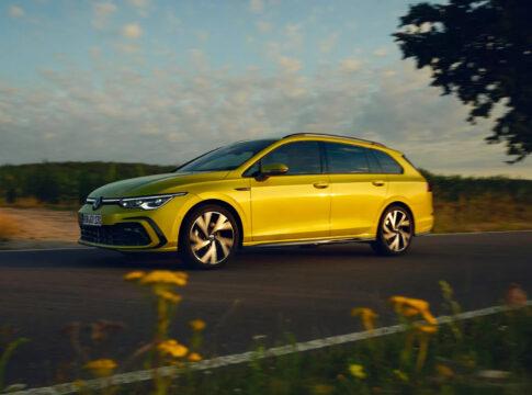 Nuova Volkswagen Golf 8 Variant 2020