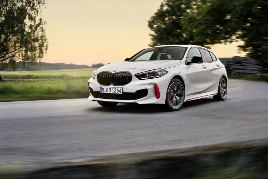 Nuova BMW Serie 1 128ti