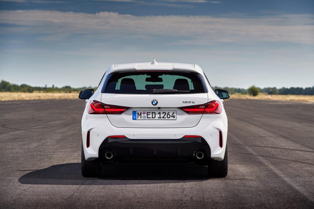 Nuova BMW 128ti