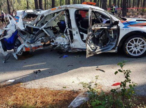 Tragedia nel Rally: muore Laura Salvo, co-pilota di 21 anni