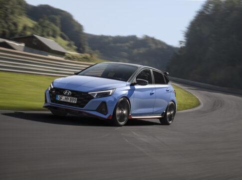Nuova Hyundai i20 N 2021