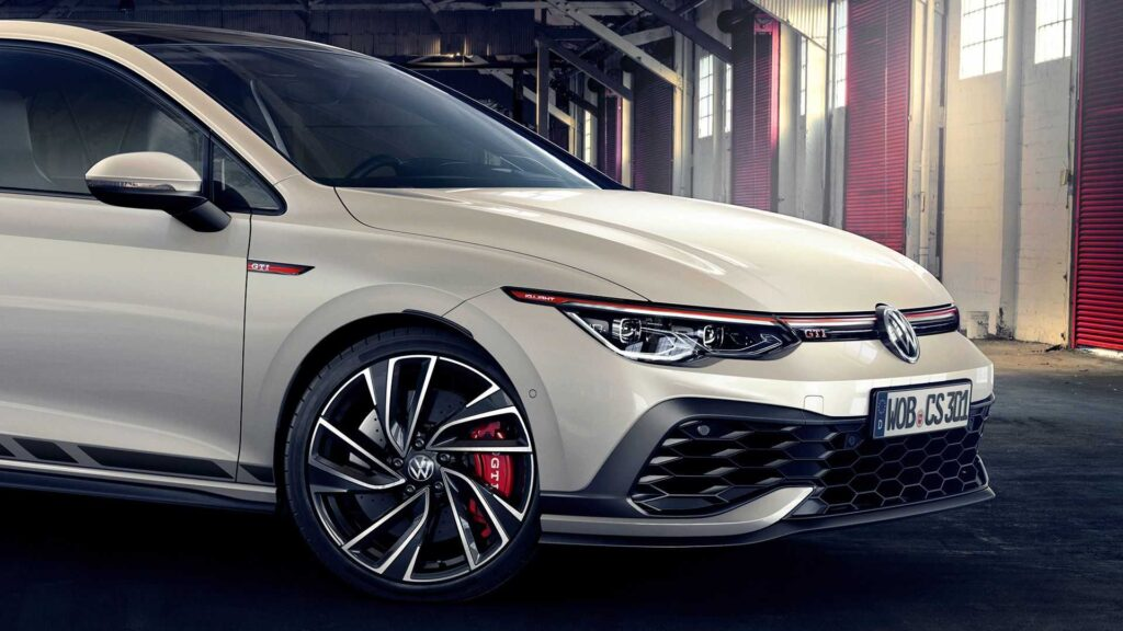Nuova Volkswagen Golf GTI Clubsport 2020