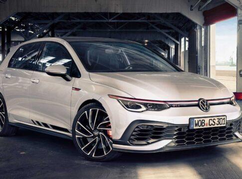 Nuova Volkswagen Golf 8 GTI Clubsport