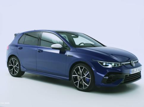 Nuova Volkswagen Golf 8 R 2021