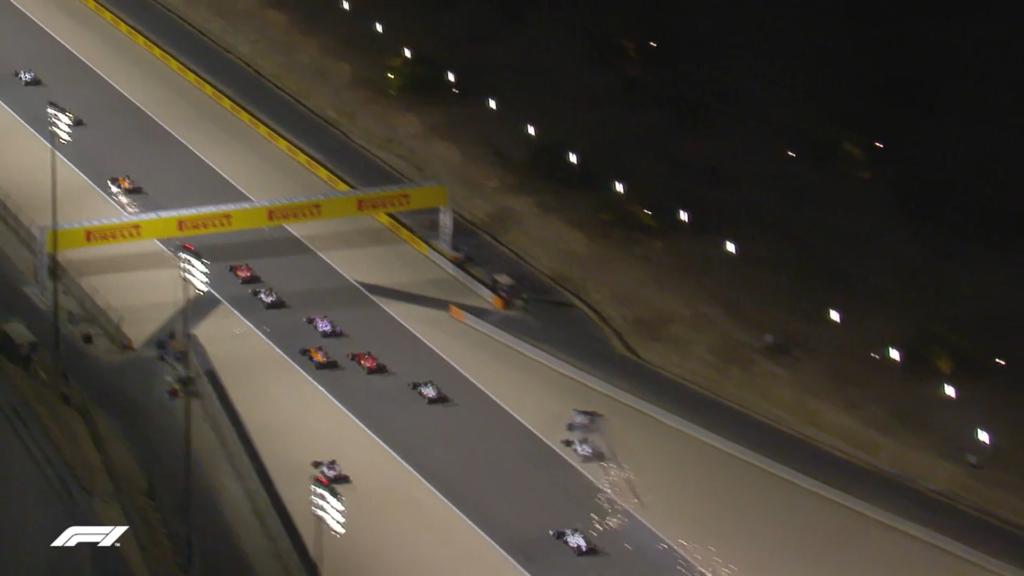 Incidente Romain Grosjean
