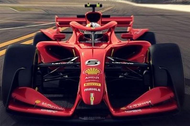 motore Ferrari F1 2021