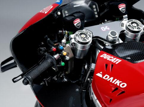 Cambio seamless Ducati