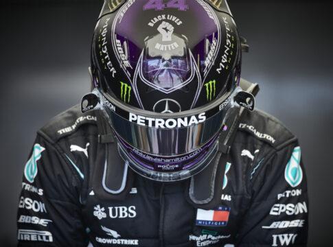 Hamilton campione del mondo 2020