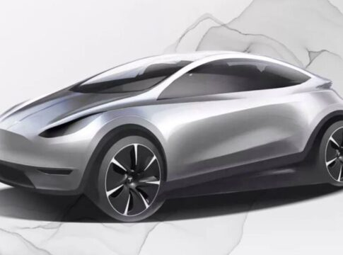 Tesla compatta